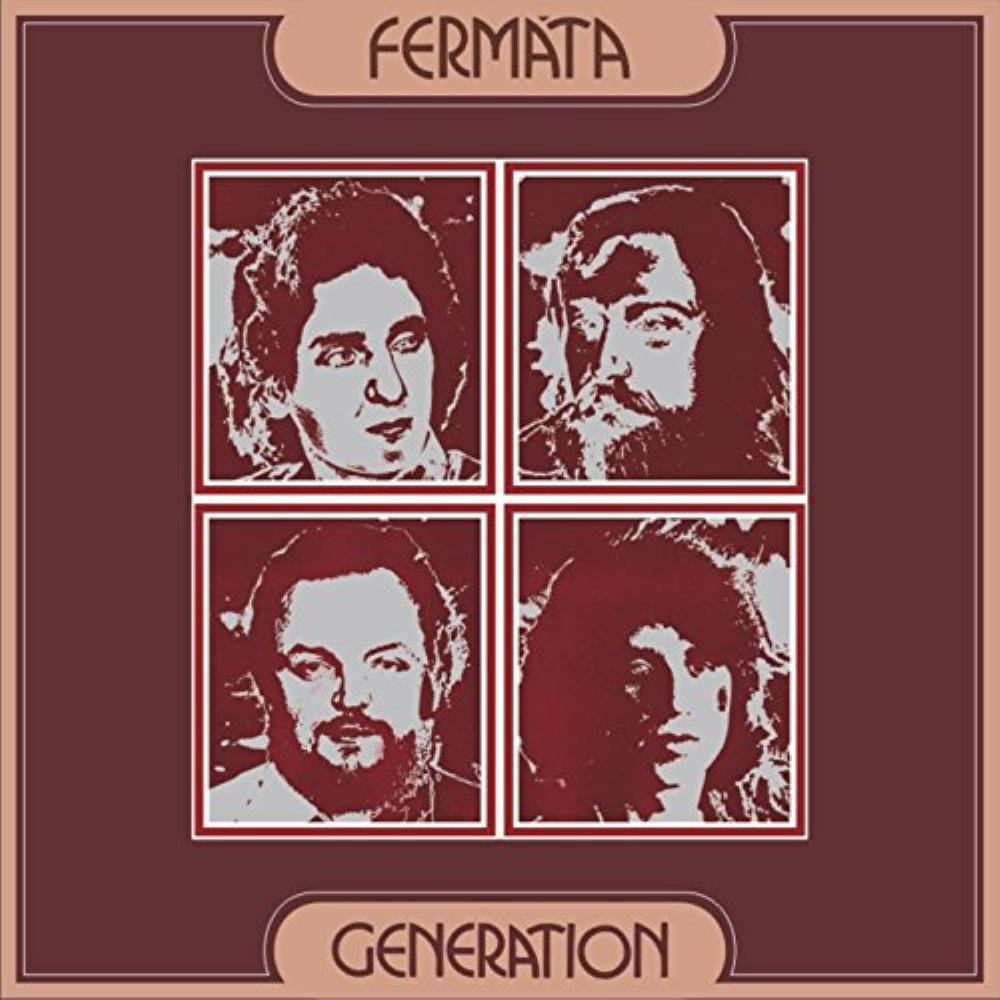 Fermata Generation album cover