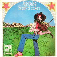 East Of Eden - Jig-A-Jig  CD (album) cover
