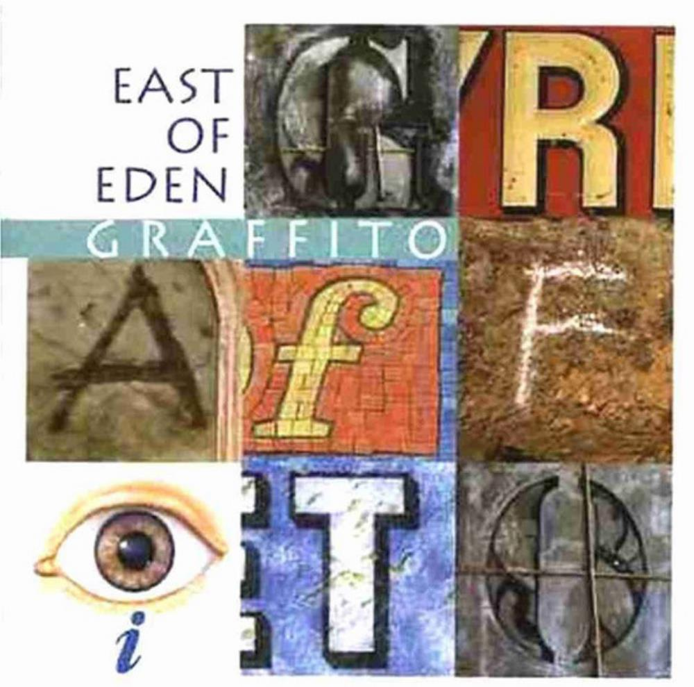 East Of Eden Graffito album cover