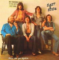 East Of Eden Here We Go Again  album cover