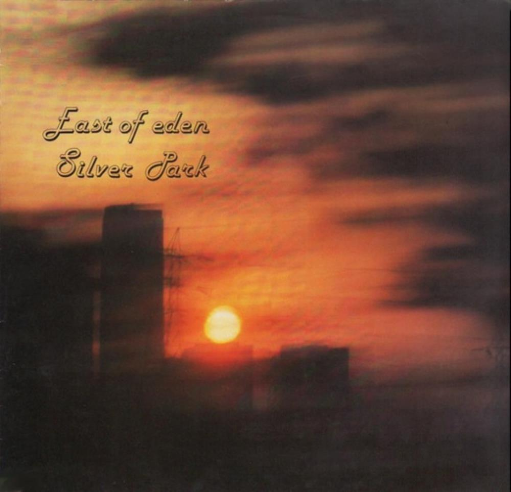 East Of Eden Silver Park album cover