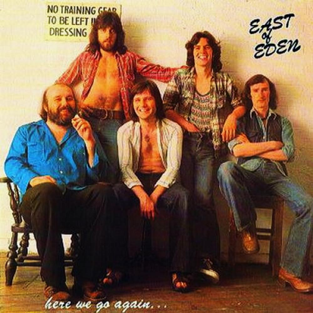 East Of Eden Here We Go Again... album cover