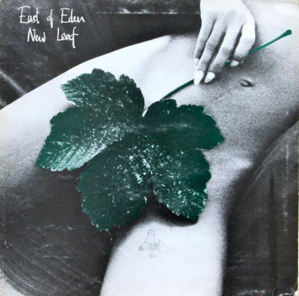 East Of Eden New Leaf album cover