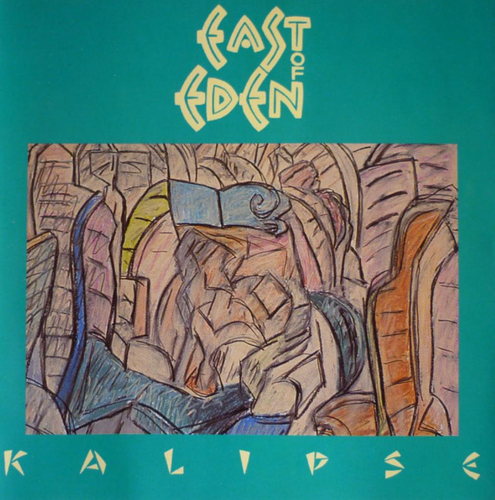 Kalipse by EAST OF EDEN album cover