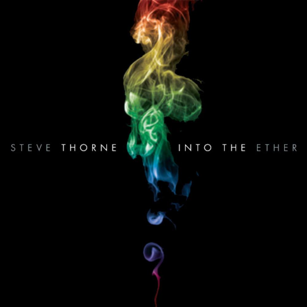 Steve Thorne Into The Ether album cover
