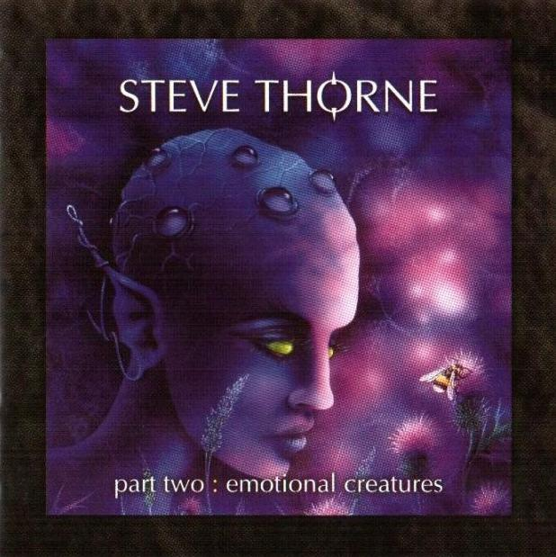Part Two - Emotional Creatures by THORNE, STEVE album cover