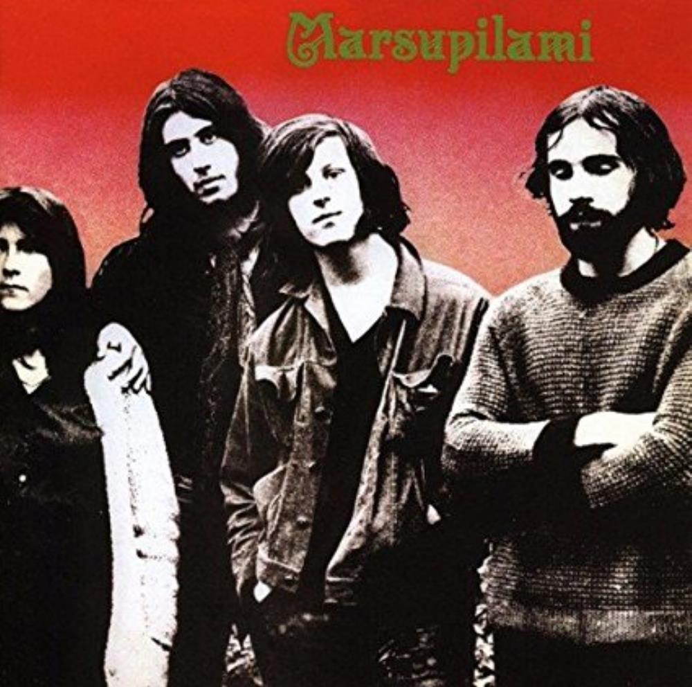 Marsupilami by MARSUPILAMI album cover