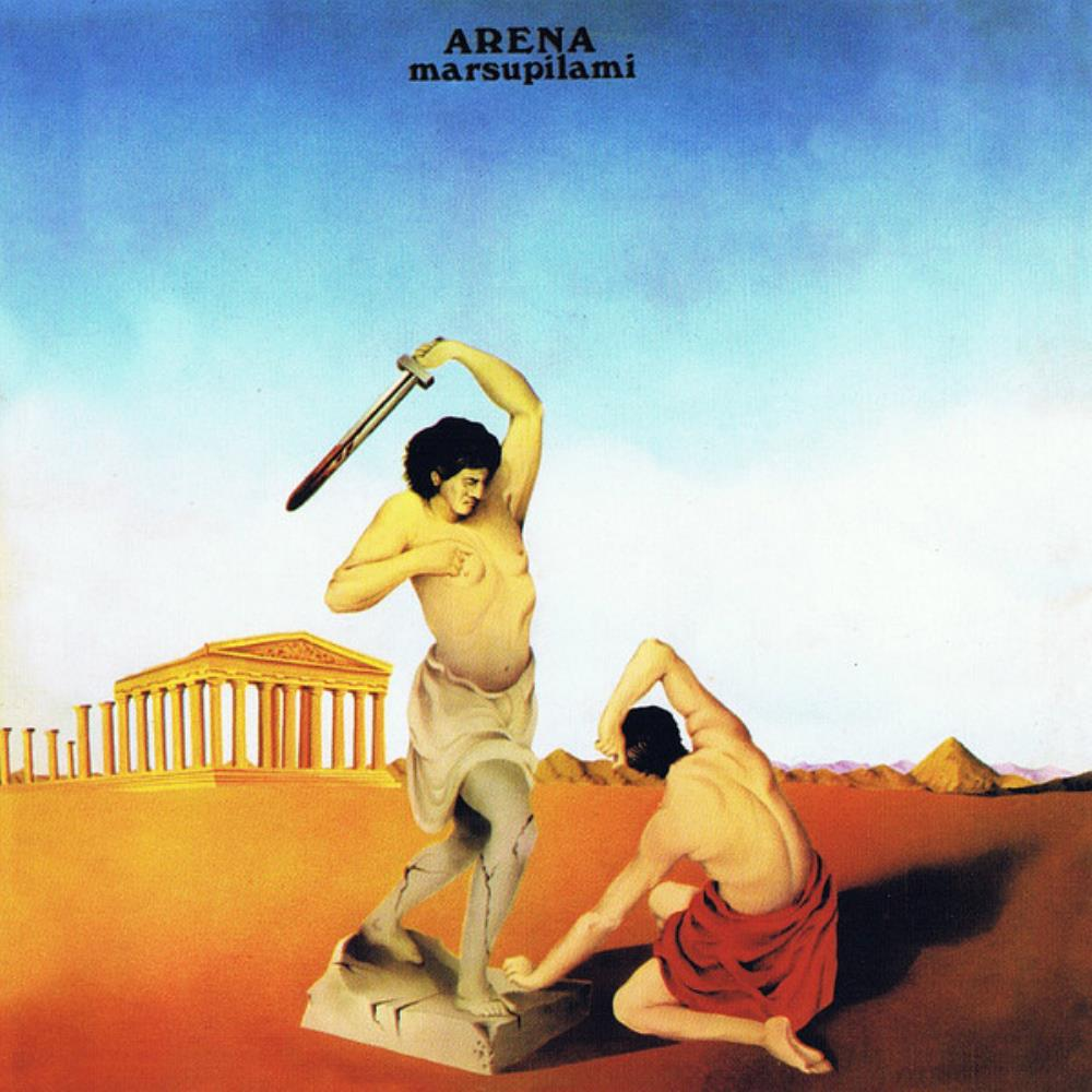 Marsupilami - Arena CD (album) cover