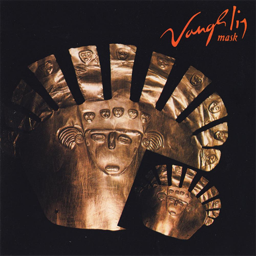 Vangelis Mask album cover