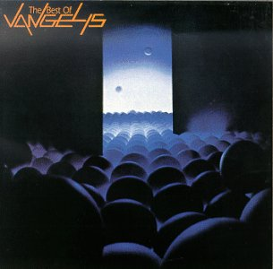 Vangelis Best of Vangelis album cover