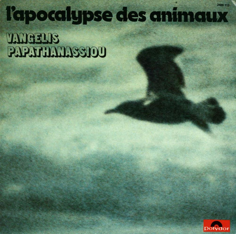 Vangelis - L' Apocalypse Des Animaux (OST) CD (album) cover