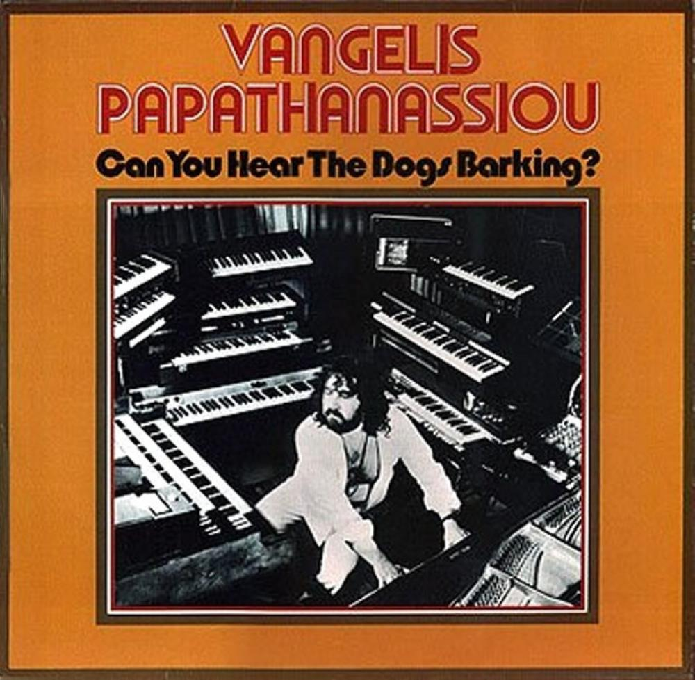 Vangelis - Can You Hear The Dogs Barking? [Aka: Ignacio] (OST) CD (album) cover