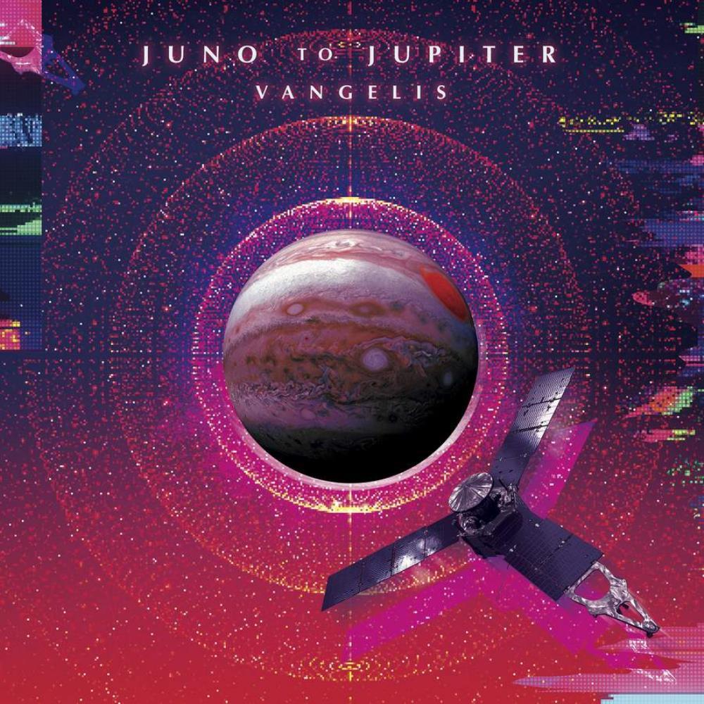 Juno to Jupiter by VANGELIS album cover