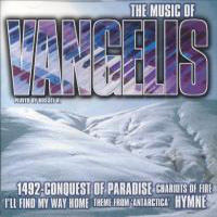 Vangelis The Music Of Vangelis album cover