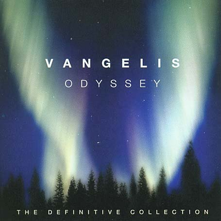 Vangelis Odyssey - The Definitive Collection album cover