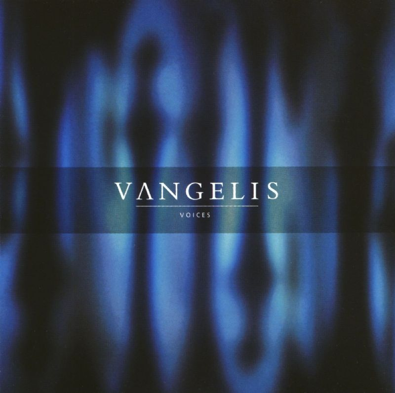 Vangelis Voices album cover