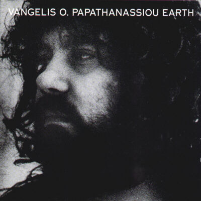 Vangelis - Earth CD (album) cover