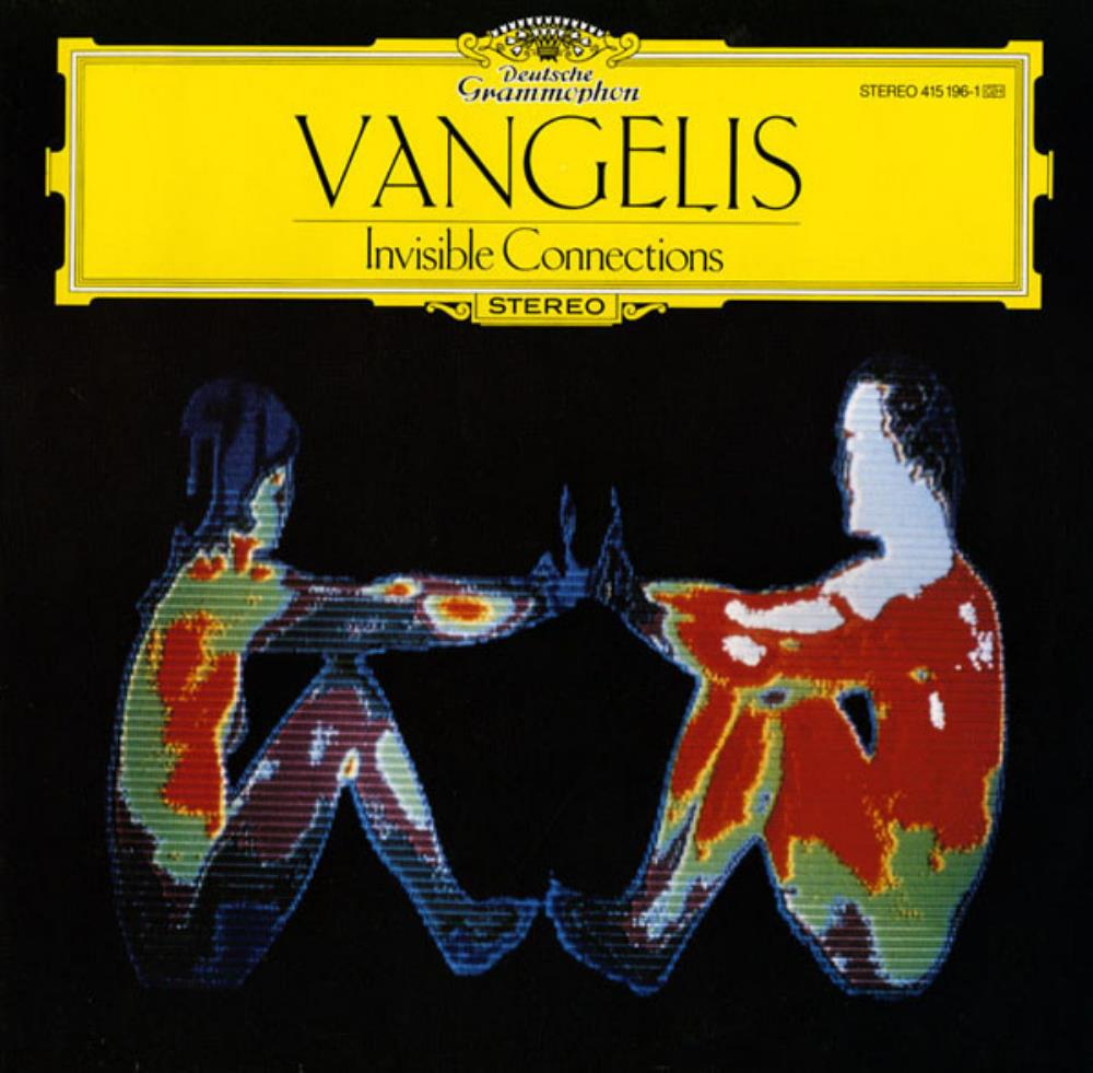 Invisible Connections by VANGELIS album cover