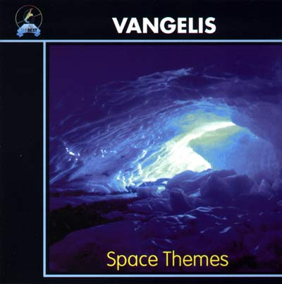 Vangelis Space Themes album cover