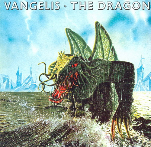 Vangelis The Dragon album cover