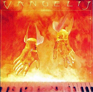 Heaven And Hell by VANGELIS album cover