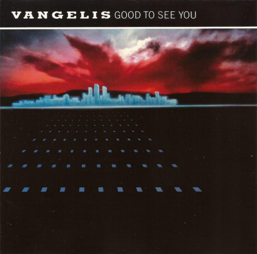 Good to See You by VANGELIS album cover