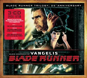 Blade Runner 25th Anniversary by VANGELIS album cover