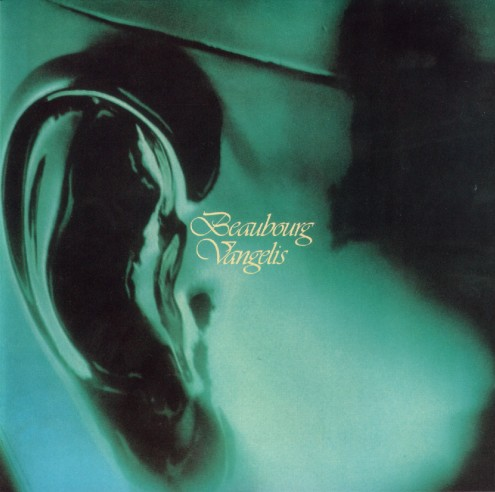 Vangelis Beaubourg album cover