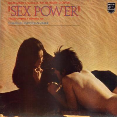 Vangelis Sex Power  album cover