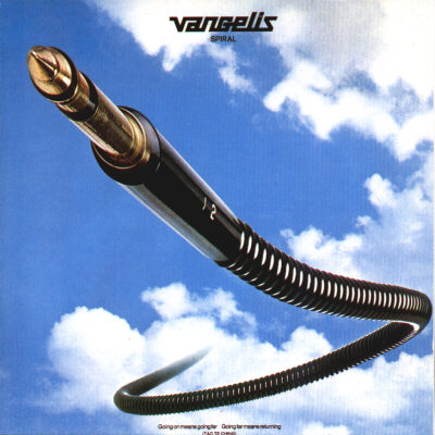 Spiral by VANGELIS album cover