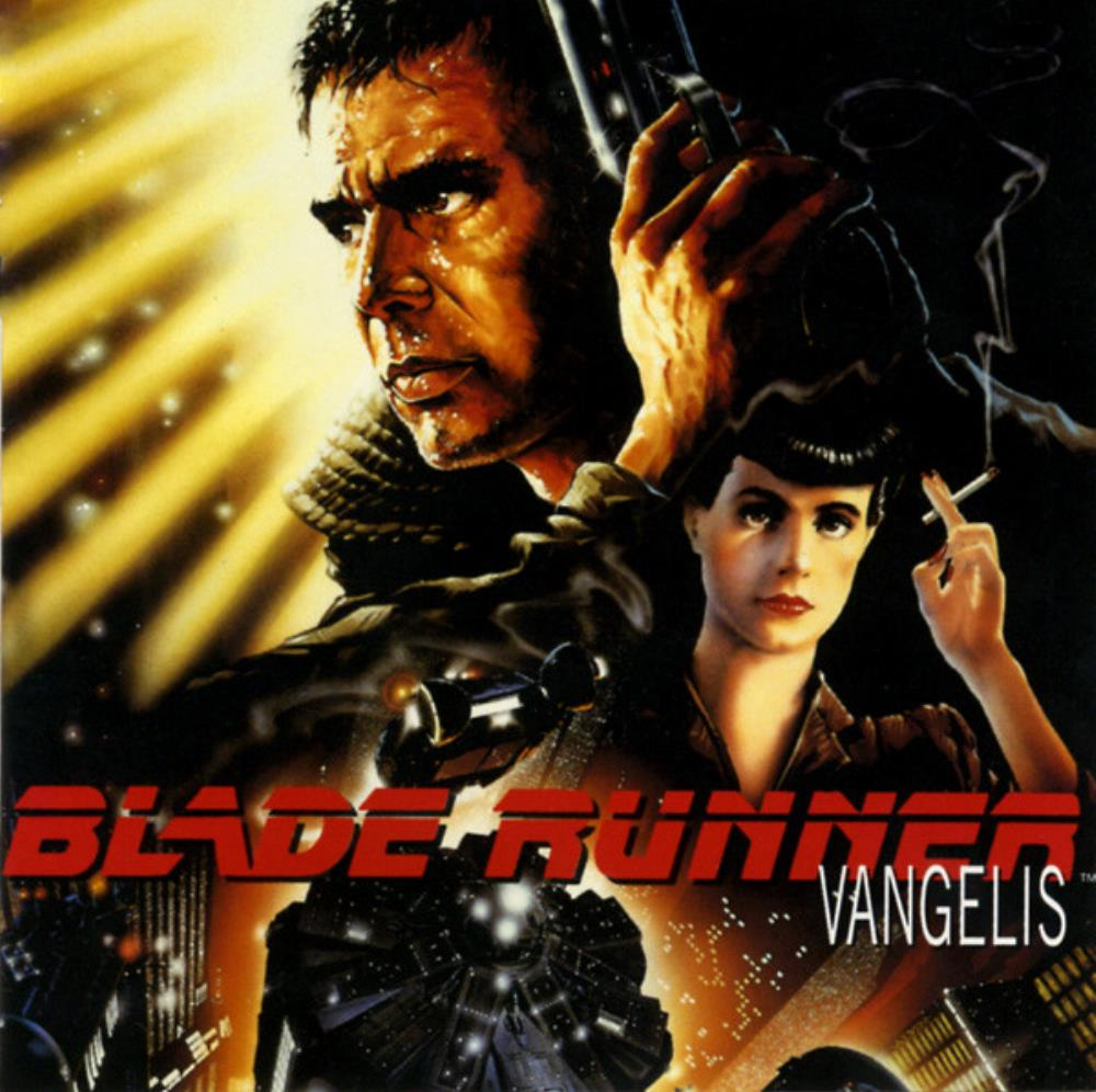 Blade Runner (OST) by VANGELIS album cover