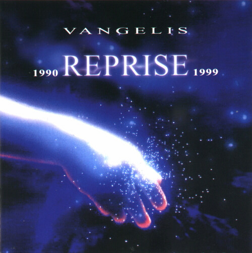 Vangelis Reprise 1990-1999 album cover