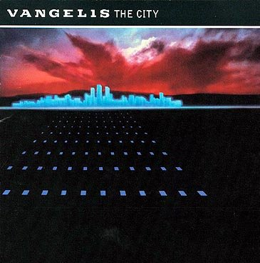 Vangelis The City album cover