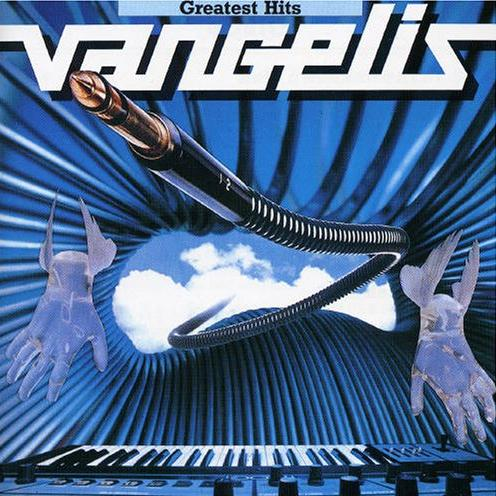 Vangelis Greatest Hits album cover