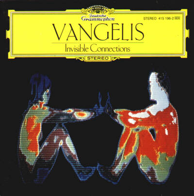 Vangelis Invisible Connections album cover