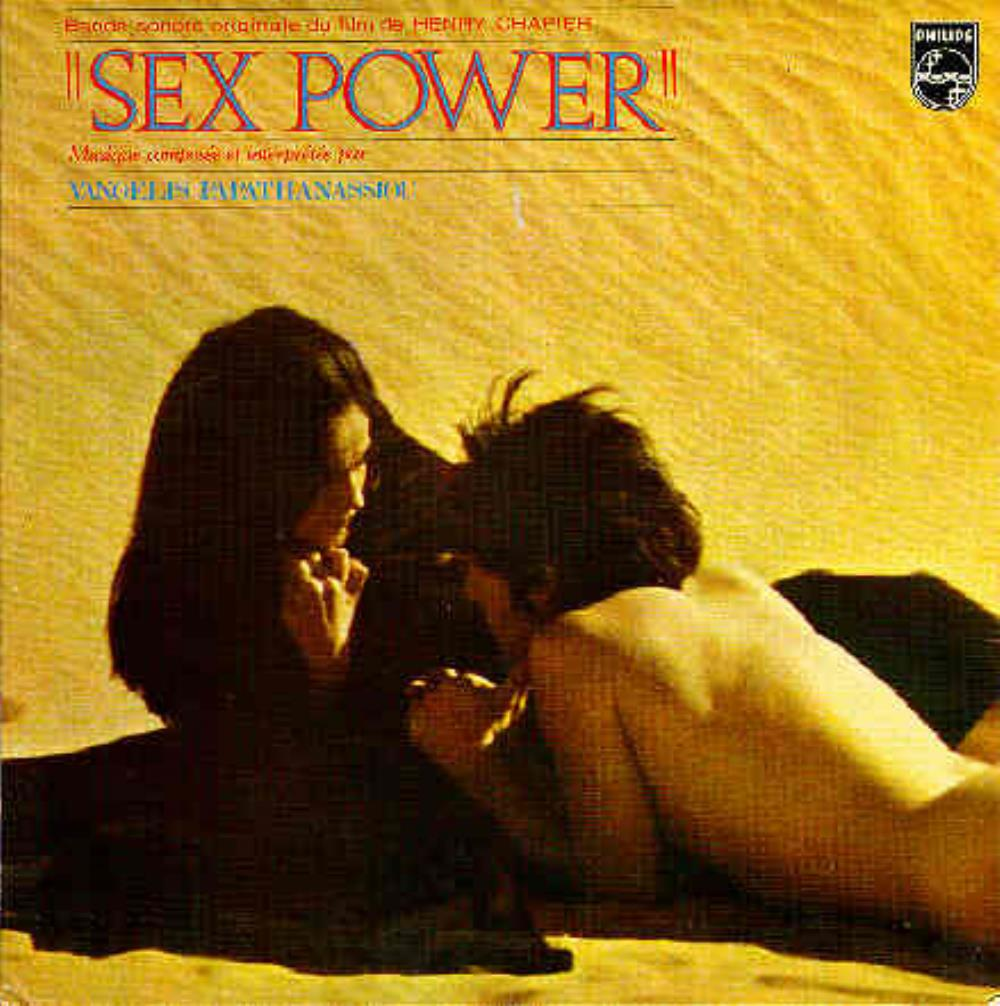 Vangelis Sex Power (OST) album cover