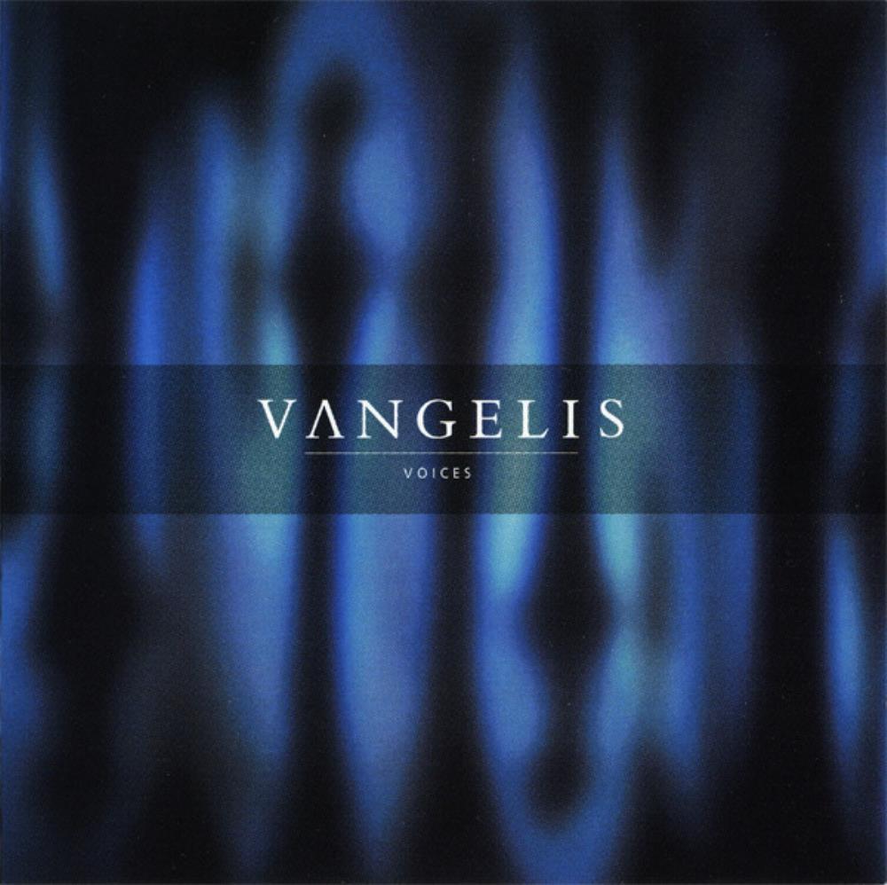 Voices by VANGELIS album cover
