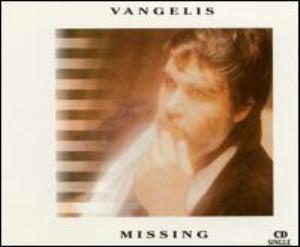 Vangelis Missing album cover