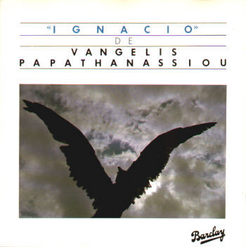 Ignacio by VANGELIS album cover