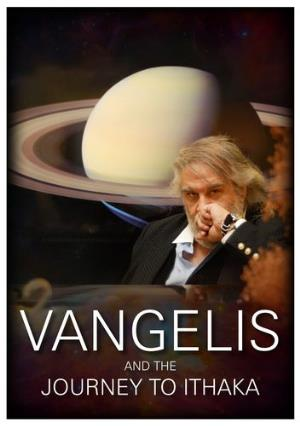 Vangelis And The Journey To Ithaka by VANGELIS album cover