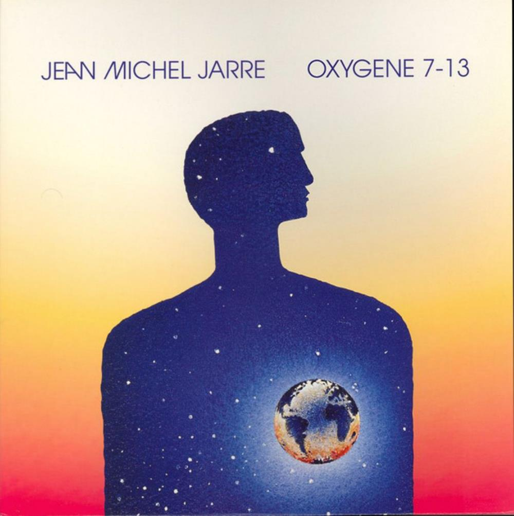 Oxygène 7-13 by JARRE, JEAN-MICHEL album cover