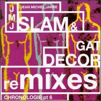 Jean-Michel Jarre Chronologie 6 album cover