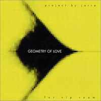 Jean-Michel Jarre Geometry of Love album cover