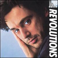 Jean-Michel Jarre Revolutions album cover