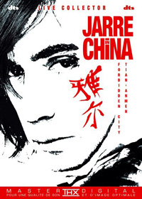 Jean-Michel Jarre Jarre in China album cover