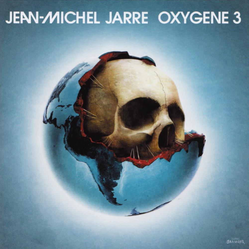 Oxygène 3 by JARRE, JEAN-MICHEL album cover