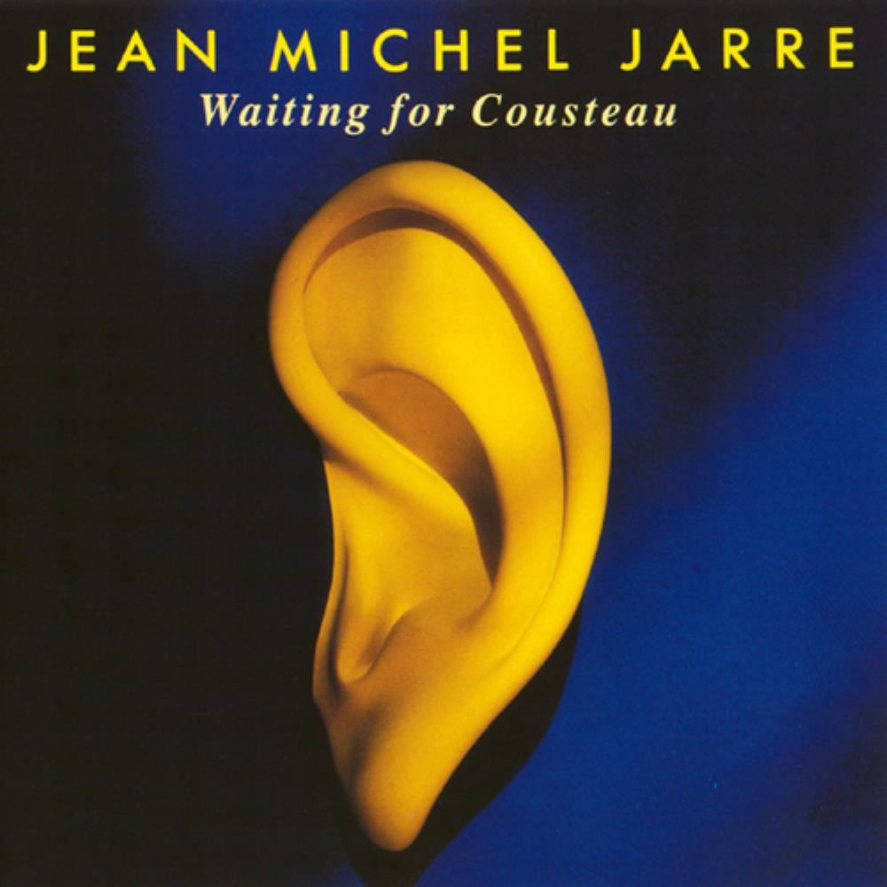 Jean-Michel Jarre - En Attendant Cousteau [Aka: Waiting For Cousteau] CD (album) cover