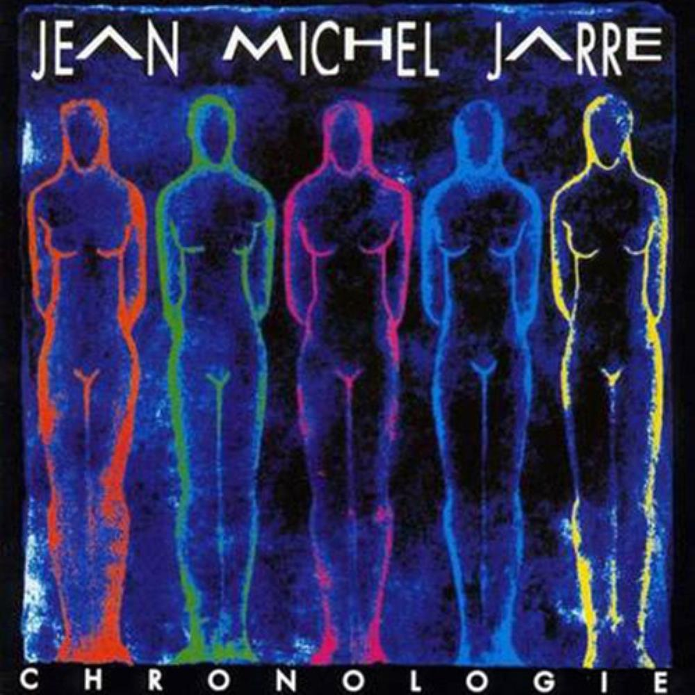 Jean-Michel Jarre Chronologie album cover