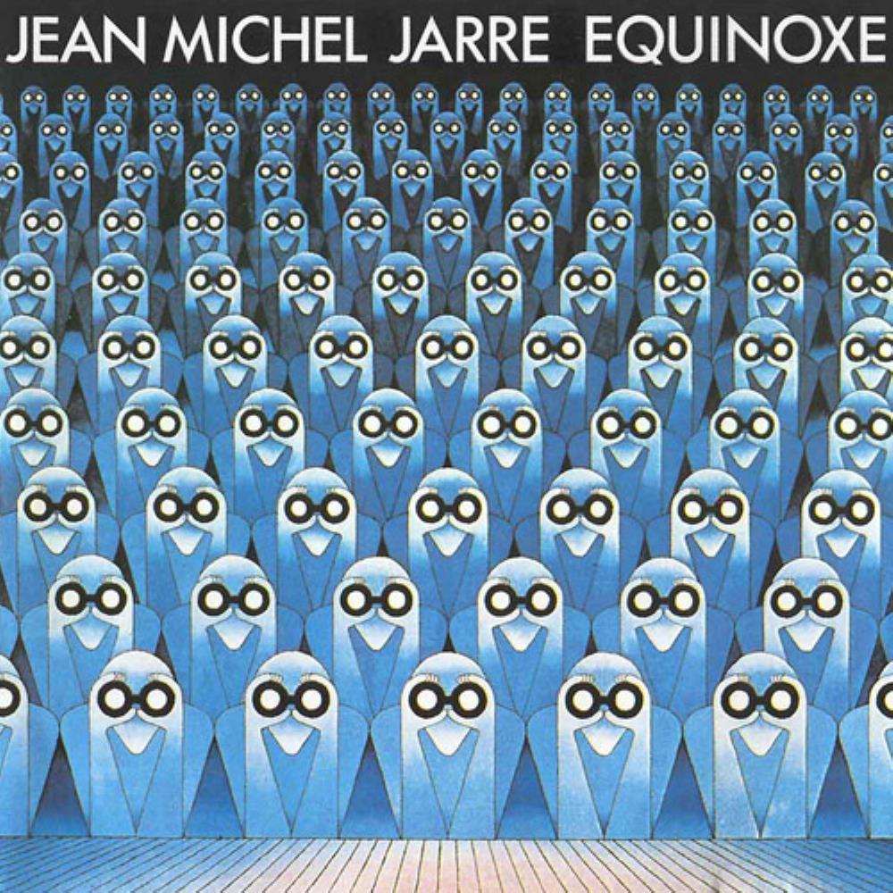 Équinoxe by JARRE, JEAN-MICHEL album cover