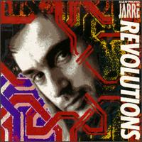 Jean-Michel Jarre Revolutions [Single] album cover